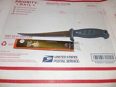 - Ready2Fish Refill 6in Filet Knife. Stainless Steel  BRAND NEW trout salmon pike