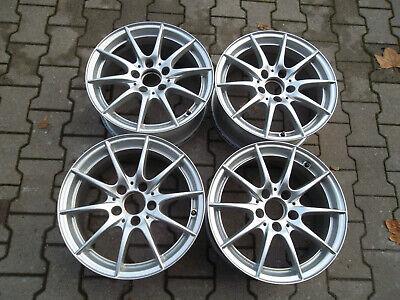 4 x Alufelgen Original Mercedes C Klasse W204 16 x 7 ET 43 A2044015702 (d979)