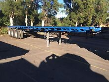 Flat top 40ft trailer Botany Botany Bay Area Preview