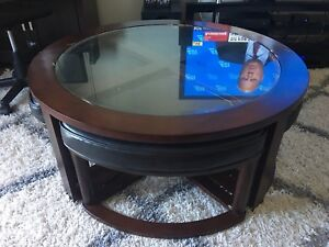 ON HOLD FOR PICK-UP Coffee table