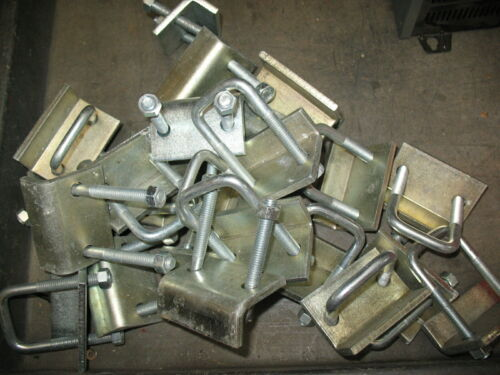 NOS Lot of 23 Strut Window Clamps