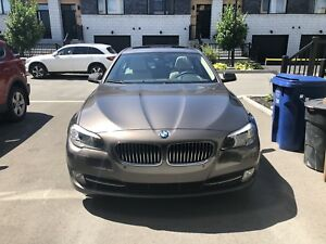 BMW 528xi - lease transfer