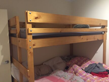 king single bunkers loft bed - Bunkers Loft Bed