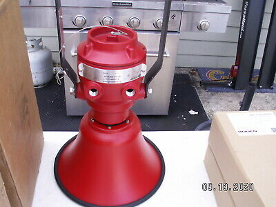 New Federal Signal Explosion Proof Audio Master 300x Series C Horn