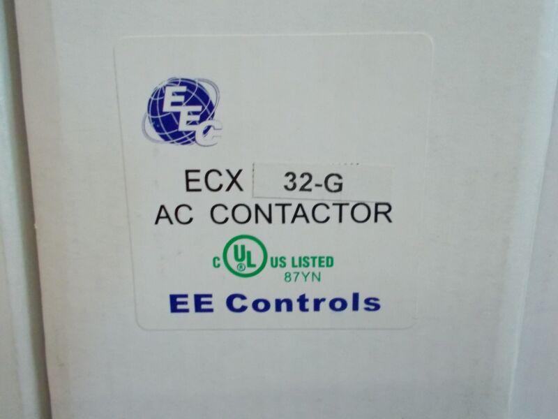 EEC ECX32G CONTACTOR 24V COIL  AEG