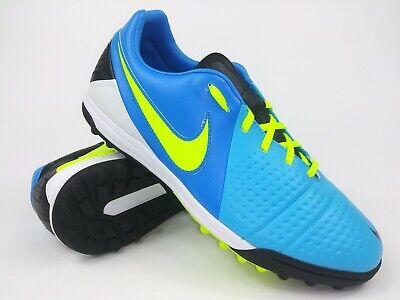 bab963cf2618 Nike Mens Rare CTR360 Libretto III Turf Blue Soccer Shoes 525169-470 Size 8
