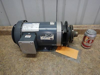 New Bell Gossett 1535 Centrifugal Pump Marathon 2 Hp 380v Electric Motor New