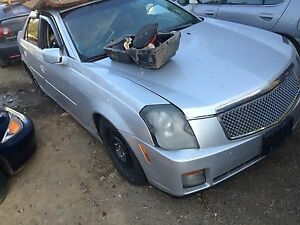 Parting out 2002 Cadillac CTS!!