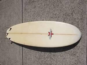 7'4 mini mal surfboard Cronulla Sutherland Area Preview
