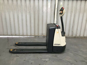 Crown WP 2300 Series WP Series Walk Behind Wingfield Port Adelaide Area Preview