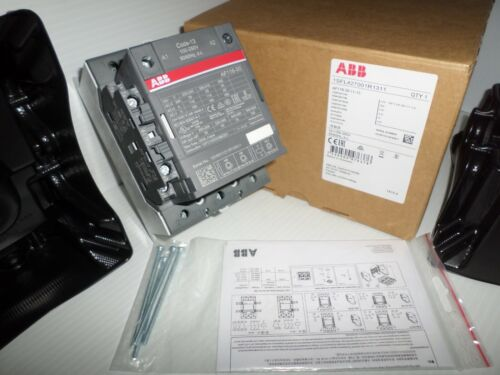 **NEW IN BOX** ABB AF116-30-11-13 AC NON-REVERSING CONTACTORS 1SFL427001R1311