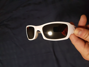 Oakley 5s white sunglasses Yarralumla South Canberra Preview