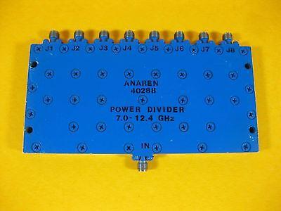 Anaren Power Divider 7.0-12.4ghz -- 40288 -- New