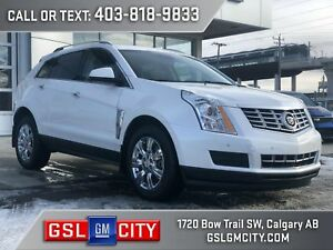 2016 Cadillac SRX Luxury 3.6L Engine, All wheel Drive, 5 seats
