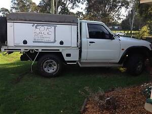 2002 Nissan Patrol Ute Shellharbour Shellharbour Area Preview