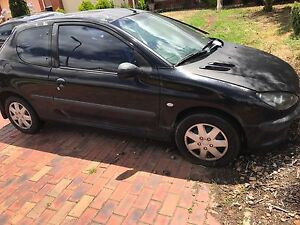 WRECKING PEUGEOT 206 Delahey Brimbank Area Preview