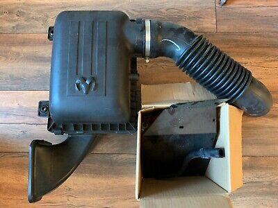 09-18 DODGE RAM 1500 5.7L HEMI Air Intake OEM MOPAR Box with hoses and bracket