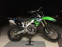 Kx250f 2010 Woodlands Stirling Area Preview