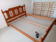 Solid pine bedroom suite Capalaba West Brisbane South East Preview