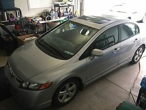 07 Honda Civic EX-Loaded w/sunroof-Certified-Lady-Driven!