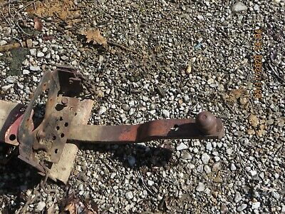 Ford 8n9n Jubnaa600601 2000 Tractor Drawbar Front Rear Bracket Hanger