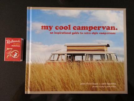 VW motor home,  camper van, book