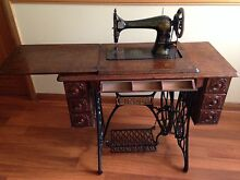 Singer treadle sewing machine Upper Coomera Gold Coast North Preview