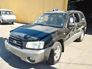 Wrecking 2002 #Subaru #Forester SG XS Manual #4WD Port Adelaide Port Adelaide Area Preview