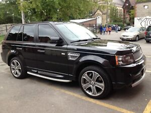 Range Rover Sport Supercharged Autobiography TV Cheap