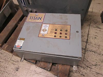 Efi Titan Series Surge Suppressor Tse022-2m-sn 120208y Used