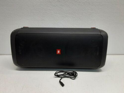 JBL - PartyBox 300 Portable Bluetooth Speaker - Black