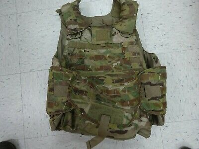 multicam PLATE CARRIER by KDH Defense System SIZE medium