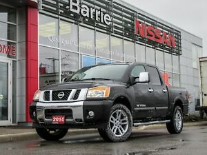 2014 Nissan Titan SL VERY CLEAN ONE OWNER TRUCK