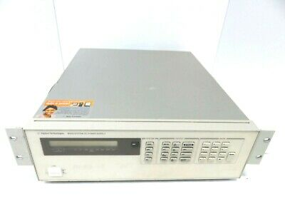 Agilent Technologies 6623a System Dc Power Supply
