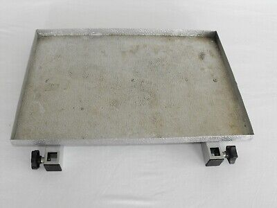 BOSS DOUBLE KNUCKLE SIDE TRAY fits BRILO MATCHBOX SEAT BOX match fishing VGC