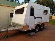Toy Hauler/Caravan/Camper Trailer Mandurah Mandurah Area Preview