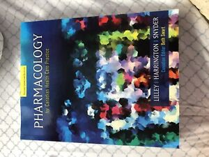 Pharmacology for Canadian Health Care Practice