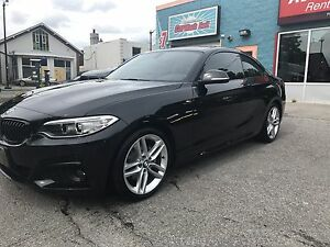 2017 BMW 230i xdrive m sport FULLY LOADED