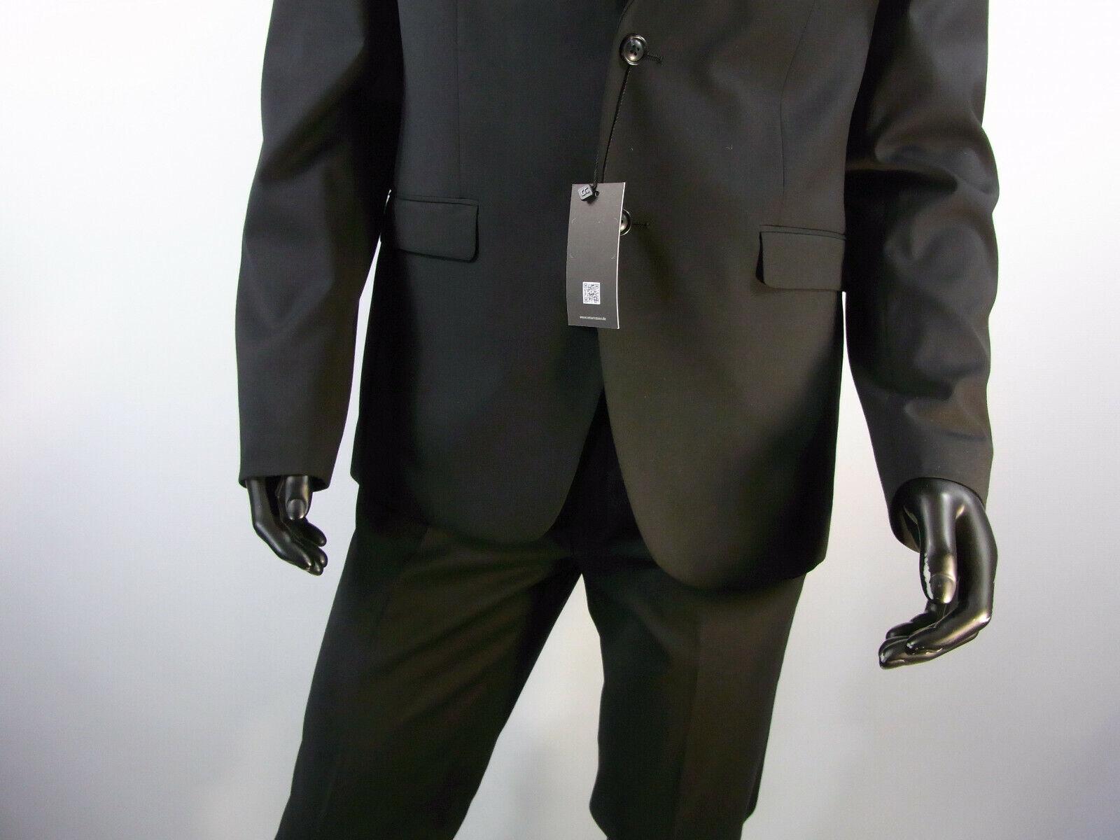 Herren Anzug Männer Anzug Mode  Return Größe 106 Schwarz  Model 30