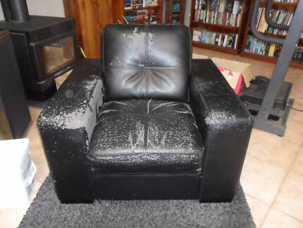 GIVE AWAY! SINGLE LOUNGE CHAIR WITH COVER - FREE