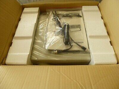 Bk Precision Model 2120b Oscilloscope Dual Trace 30 Mhz Nos