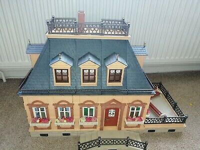 Playmobil Dolls Victorian house Mansion 5305 Rare