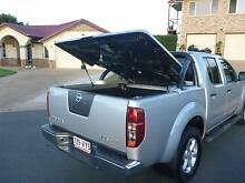 Tray, tub & hardtop off D40 Navara Wellington Point Redland Area Preview
