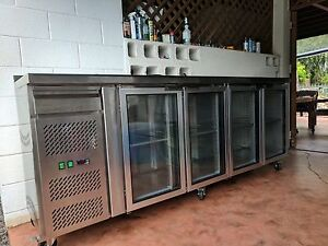 4 door bar fridge Darwin CBD Darwin City Preview