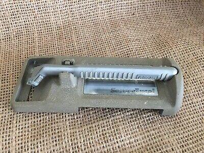 Gillette Sensor Excel Razor Handle Vintage Metal