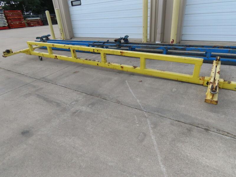 Spanco 1/2-Ton 1000Lb Ceiling Hung Bridge Crane 19