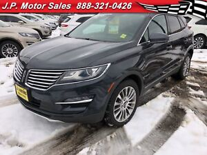 2015 Lincoln MKC AWD, Auto, Navigation, Leather, AWD, 41, 000km