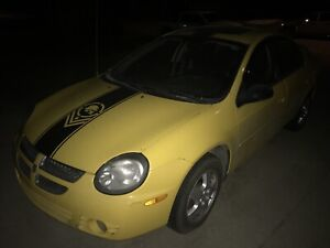 03 Dodge neon for parts