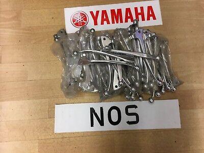 <em>YAMAHA</em> RD250ARD350ABTX500XS500XS650B HANDLEBAR BRAKE LEVER 58PCS