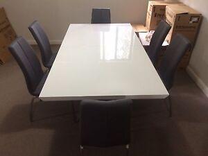 Dinner table Lidcombe Auburn Area Preview